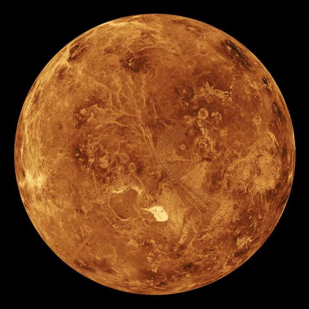 La NASA se dirigirá a Venus por primera vez en aproximadamente 30 años