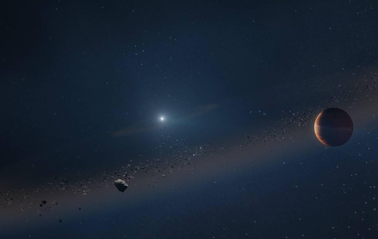 Hallan nuevo planeta gigante gaseoso